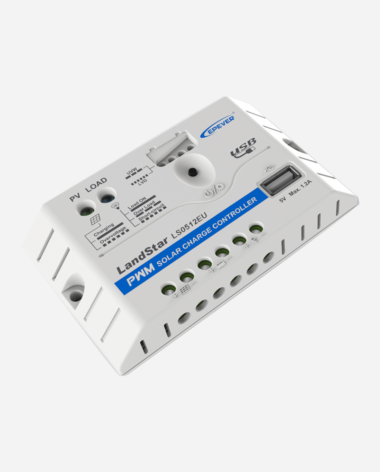 PWM Charge controller LS0512EU | Solarv
